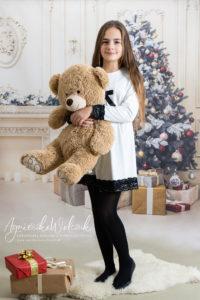 Zabezpieczony: Świąteczna sesja zdjęciowa Anity