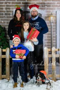 Zabezpieczony: Rodzinna Sesja Świąteczna