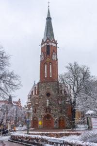 Zabezpieczony: Chrzciny Kościół Św. Jerzego w Sopocie