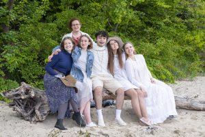 Zabezpieczony: Sesja plenerowa nad morzem – Zespół Teatralny St. Lawrece