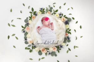Oliwia – fotografia noworodkowa