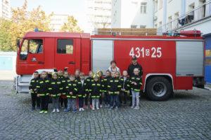 Zabezpieczony: Straż Pożarna