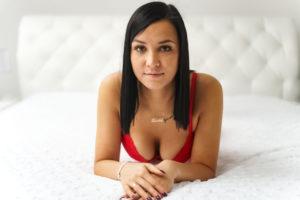 Zabezpieczony: Sesja walentynkowa – kobieca