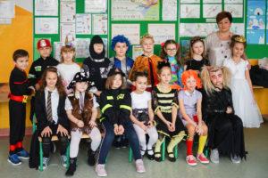 Zabezpieczony: Bal Karnawałowy Szkoła Podstawowa nr 40 Gdynia