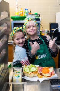 Zabezpieczony: Subway – Skomponuj swoją kanapkę