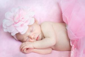 Zabezpieczony: Zosia – sesja noworodkowa