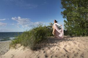 Zabezpieczony: Sesja plenerowa ciążowa Gdańsk Górki Zachodnie
