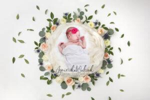 Zabezpieczony: Oliwia – fotografia noworodkowa