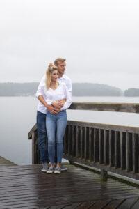 Zabezpieczony: Karolina & Bartek sesja plenerowa Olsztyn