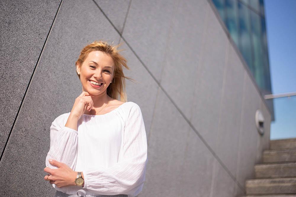 portretowa fotografia Gdynia